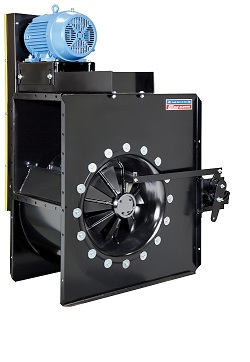 Industrial Process Fans And Blowers